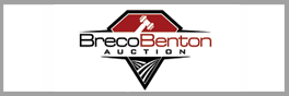 Breco Benton Auction Logo